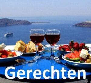 grieks eten info gerechten