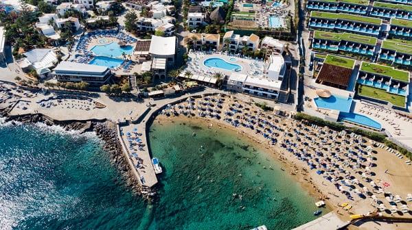 chersonissos-kreta-hotel-vakantie-strand