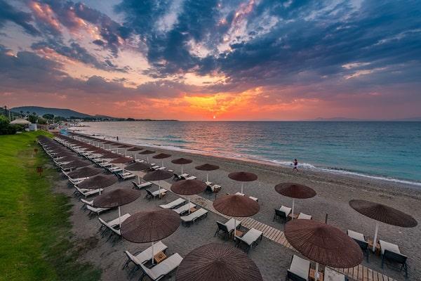 ixia-rhodos-strand-centrum-bezienswaardigheden