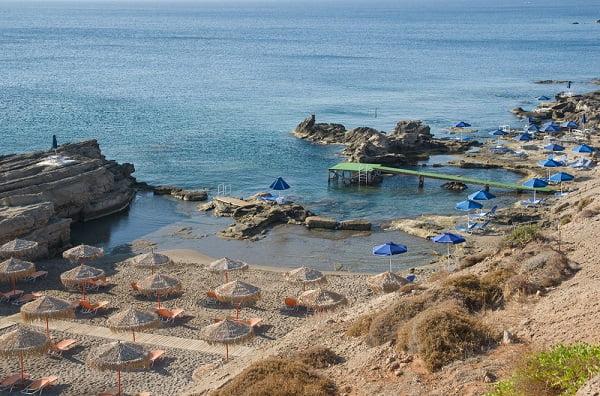 oasis-strand-rhodos griekenland-informatie