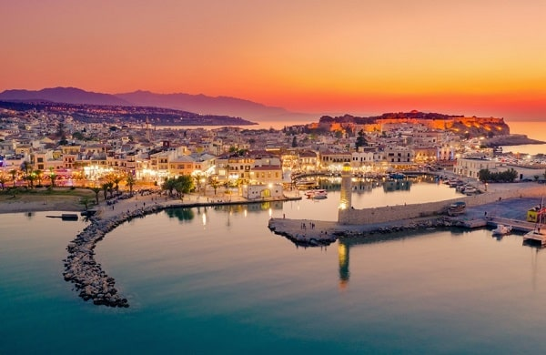 rethymnon-kreta-stad-badplaats-griekenland