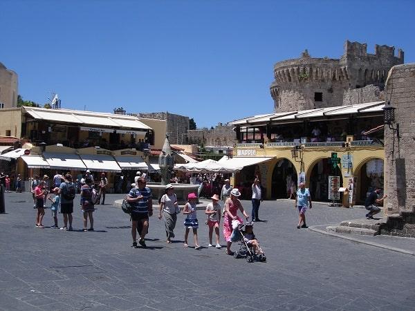 rhodos-stad-vakantie-informatie-badplaatsen