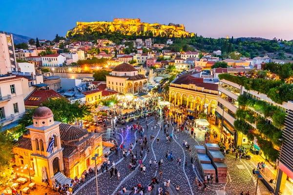 athene-vakantie-informatie-bezienswaardigheden