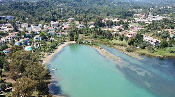 gouvia-corfu-badplaats-jachthaven-vakantie