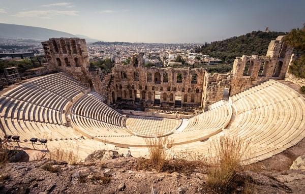 historische-bezienswaardigheden-athene-overzicht-theater