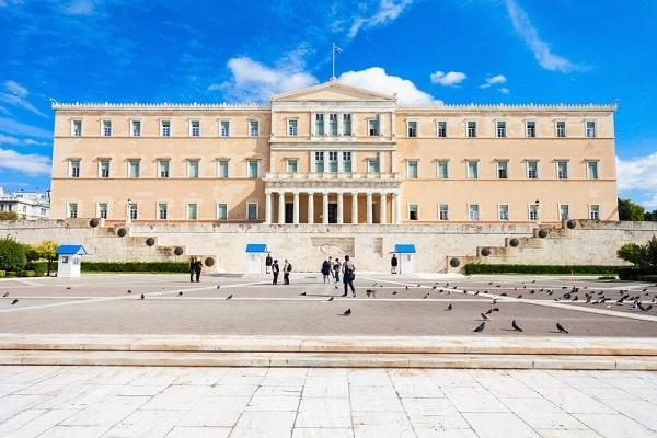 syntagma-plein-bezienswaardigheden-athene-overzicht