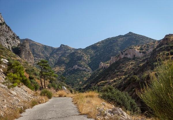 samos-natuur-vakantie-griekenland-informatie